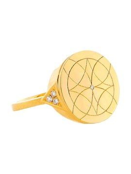 Devon Woodhill The Lucy Signet Ring