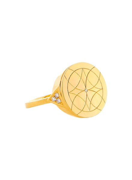 Devon Woodhill The Lucy Signet Ring