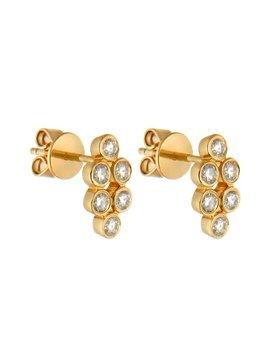 Devon Woodhill Harlequin Earring