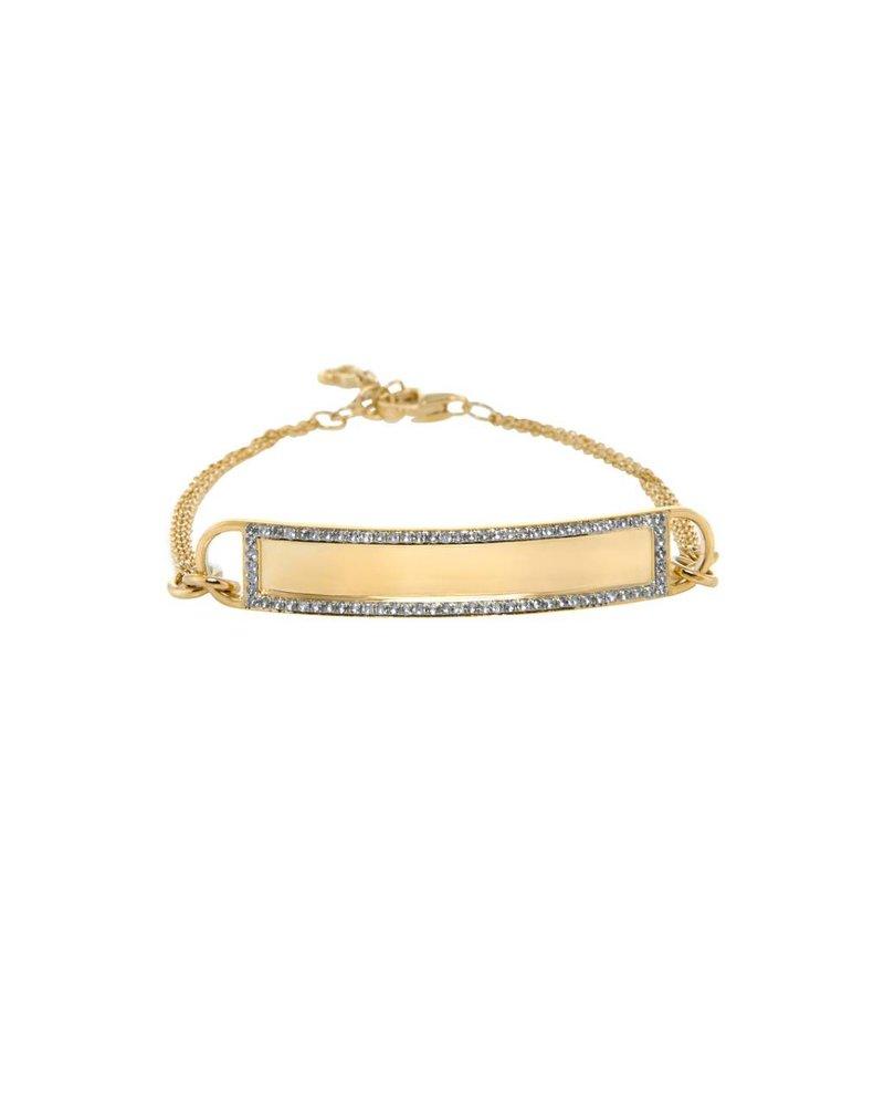 Devon Woodhill Personalized ID Bracelet
