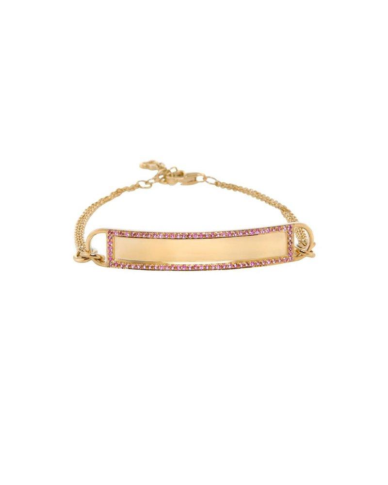 Devon Woodhill Personalized ID Bracelets