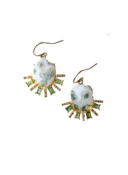 Eva Noga Teres Earrings