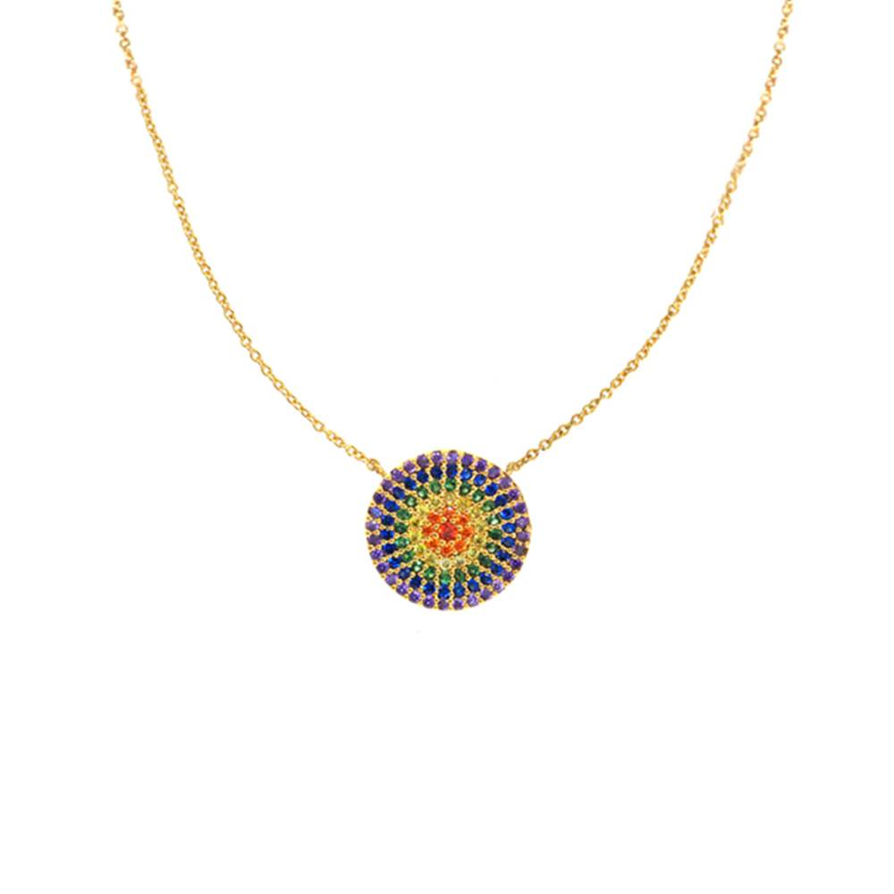 s pendant us claire necklace rainbow heart