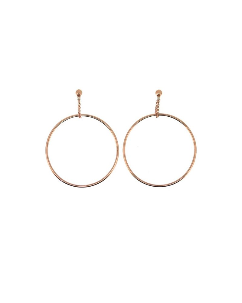 Jane Kaye Open Suspended Hoops