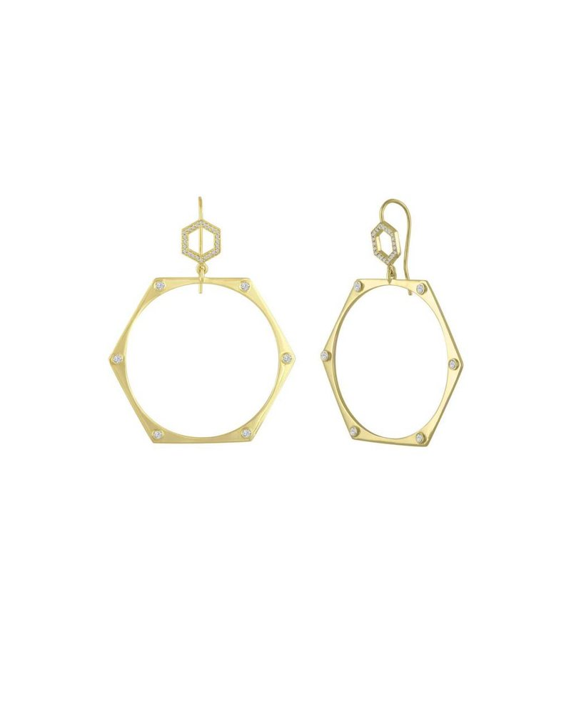 Amy Glaswand Mix Earrings