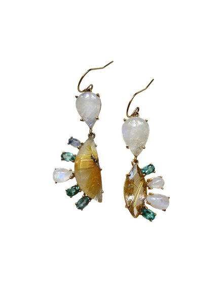 Eva Noga Lacerta Earrings