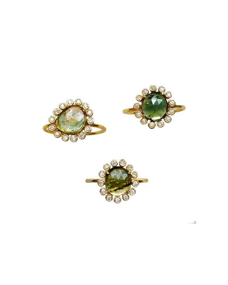 Eva Noga Forest Ring