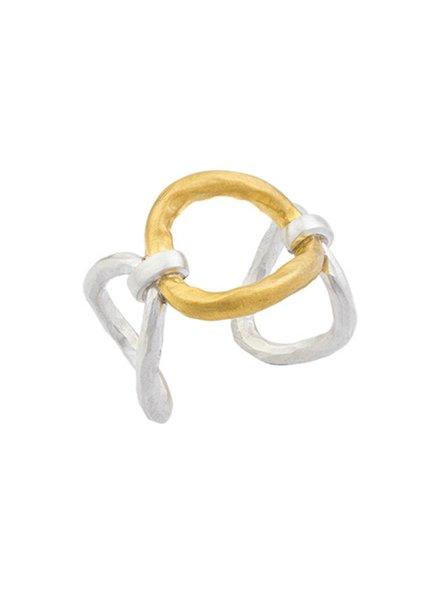 Lika Behar Helena Open Ring