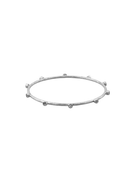 Lika Behar Sterling Silver Bangle