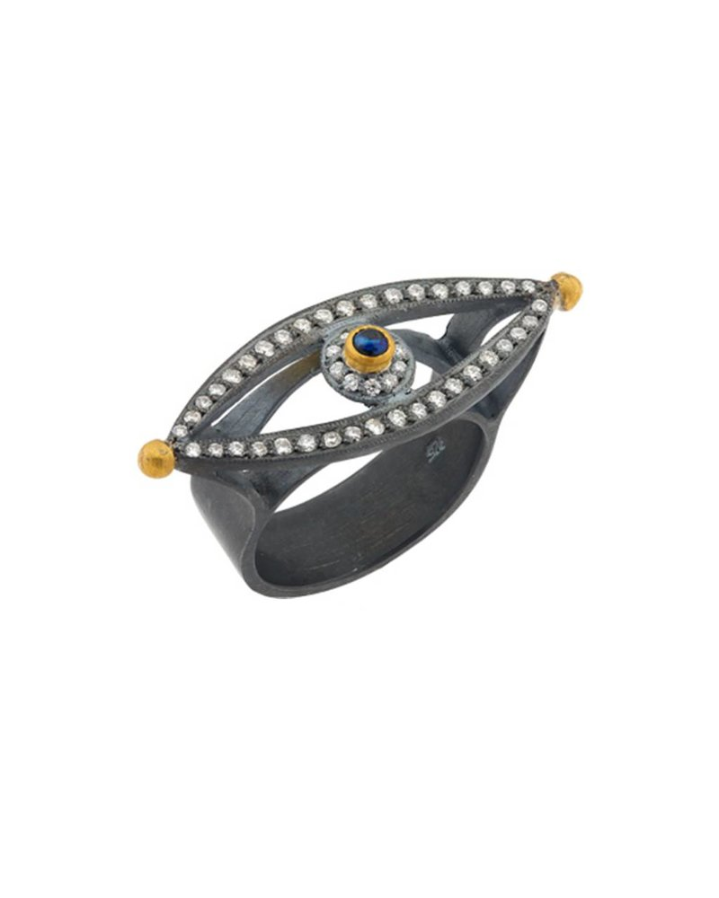 Lika Behar Evil Eye Ring