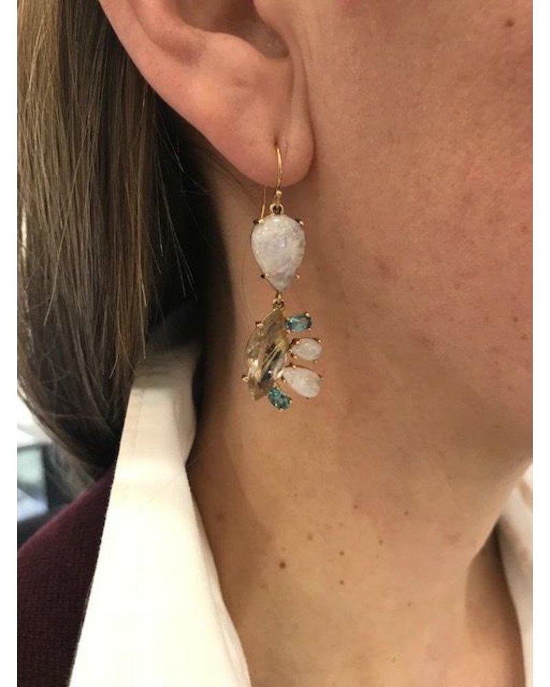 Eva Noga Lacerta Earrings