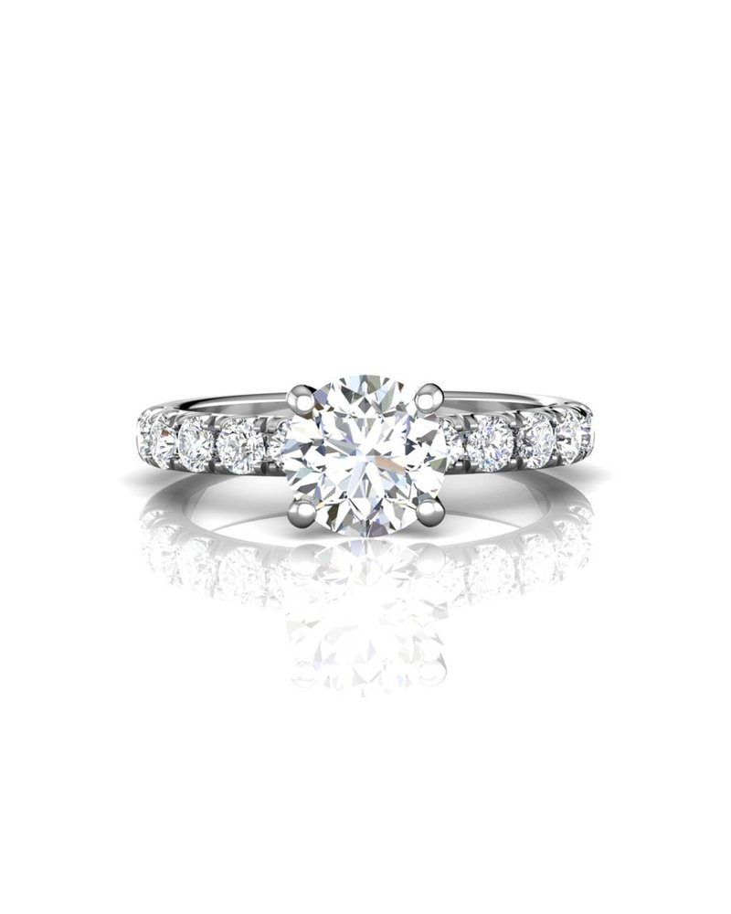 Martin Flyer FlyerFit Engagement Ring
