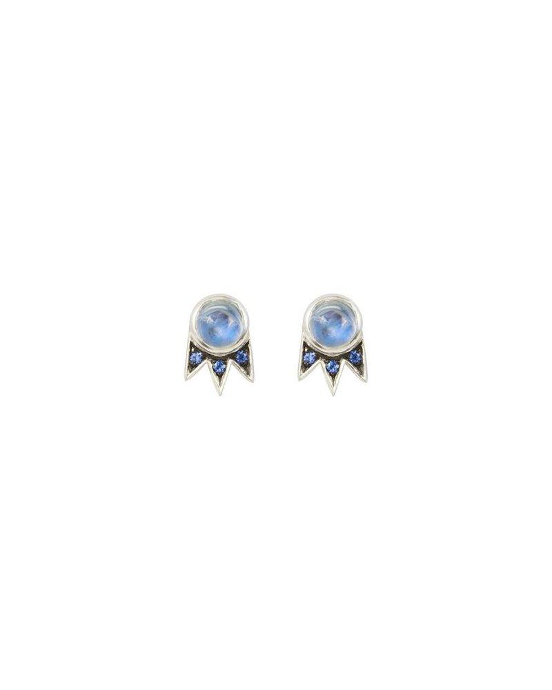 M. Spalten Jewelry Starburst Stud