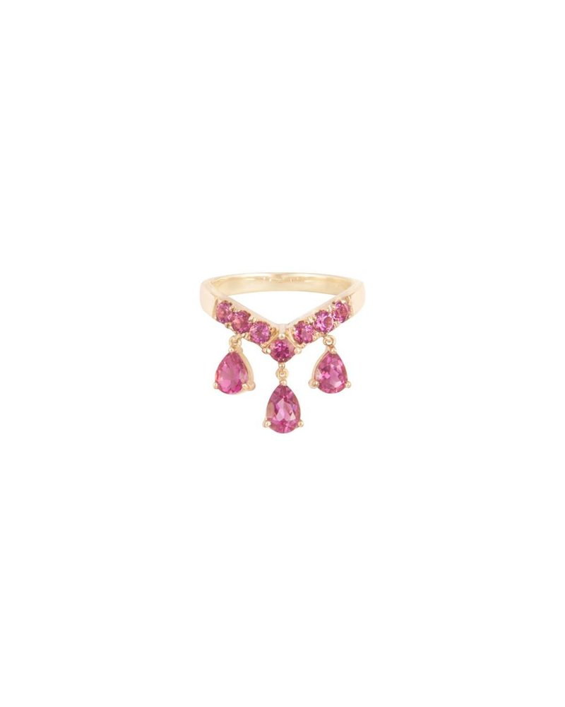 M. Spalten Jewelry Fringe Ring