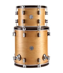 PDP PDP Concept Maple Classic Natural/Walnut 2pc Tom Pack