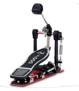 DW DW 5000 Series Single Bass Pedal  Solid Foodboard