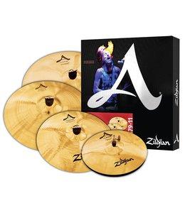 Zildjian Zildjian A Custom Box Set Free 18 in Crash