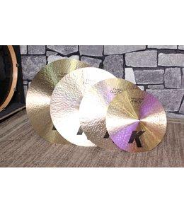 Zildjian Zildjian K Custom Dark Cymbal Set