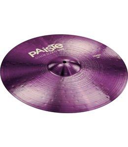 Paiste Paiste 18 in 900 Color Sound Purple Crash