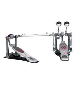 Pearl Pearl Eliminator Redline Double Bass Drum Pedal, Chain Drive