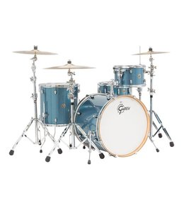 Gretsch Gretsch Catalina Maple  Aqua Sparkle 4pc Shell Pack