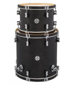 PDP PDP Concept Maple Classic Ebony 2pc Tom Pack