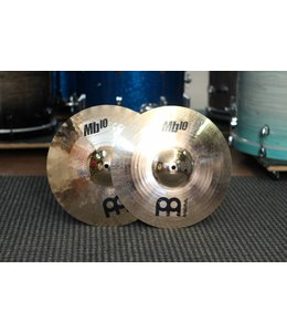Meinl Used Meinl Mb10 Medium Soundwave 14 In Hi Hats
