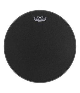 Remo Remo Black X Drumhead w/ Bottom Black Dot Bottom