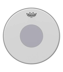 Remo Remo Coated Controlled Sound Drumhead w/ Bottom Black Dot