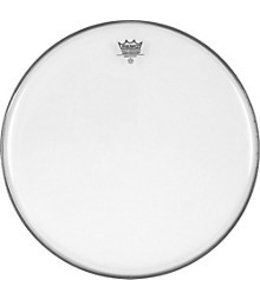 Remo Remo Clear Ambassador Bass Drumhead