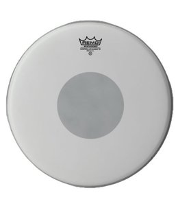 Remo Remo Coated Controlled Sound X Drumhead w/ Bottom Black Dot