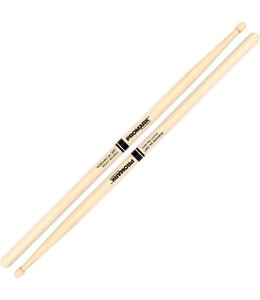 Promark Promark Rebound 5A Hickory Tear Drop Drum Sticks with Wood Tips