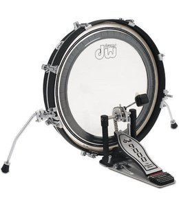 DW DW Design Series Pancake Bass Drum with Spurs