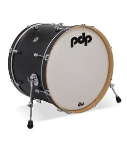 PDP PDP Concept Maple Classic 16x22 Ebony/Ebony Bass Drum