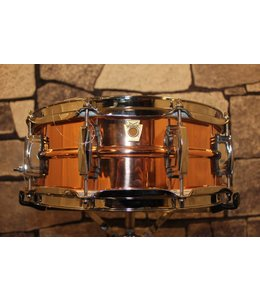 Ludwig Ludwig 5x14 in Copper Phonic Snare Drum