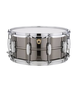 Ludwig Ludwig 6.5x14 in. Black Beauty Supraphonic Snare Drum