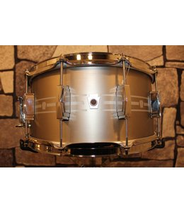 Ludwig Ludwig 7x14 in Heirloom Series Stainless Steel Snare Drum