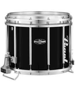 "Pearl Pearl 14""x12"" Maple Carboncore FFX Marching Snare Drum Black Burst"