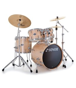 Sonor Sonor Select Force Natural Maple Studio Shell Pack No Mount