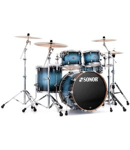 Sonor Sonor Select Force Studio 5pc Kit Blue Galaxy Sparkle-No Mount