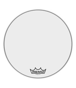 Remo Remo Ultra White Powermax 2 Marching Bass Drumhead