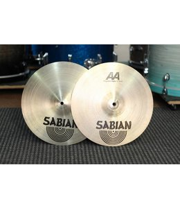 Sabian Used Sabain AA 14 in  Regular Hi Hats
