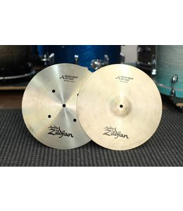 Zildjian Used Zildjian 14 in Quick Beat Hi Hats