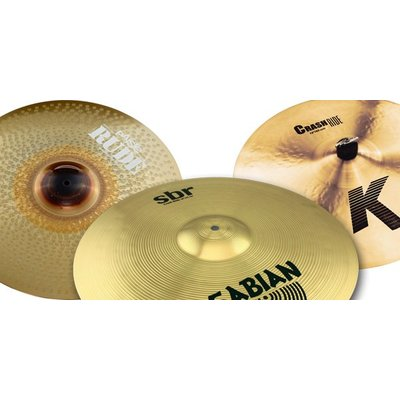 Crash Ride Cymbals