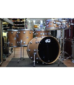 DW DW Collector's Series Pure Birch 6pc Shellpack w/Satin Chrome Hardware