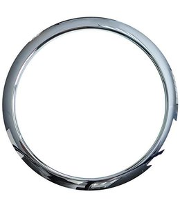 BASS DRUM O'S Bass Drum Os Bass Drum Port 5 in Chrome