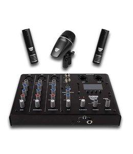Sabian Sabian Sound Kit - Mic/Mixer Kit