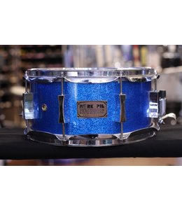 "PORK PIE Used Pork Pie 12"" Lil' Squealer-Blue Sparkle"