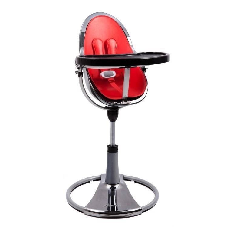 bloom Bloom Fresco Chrome High Chair The Baby Store
