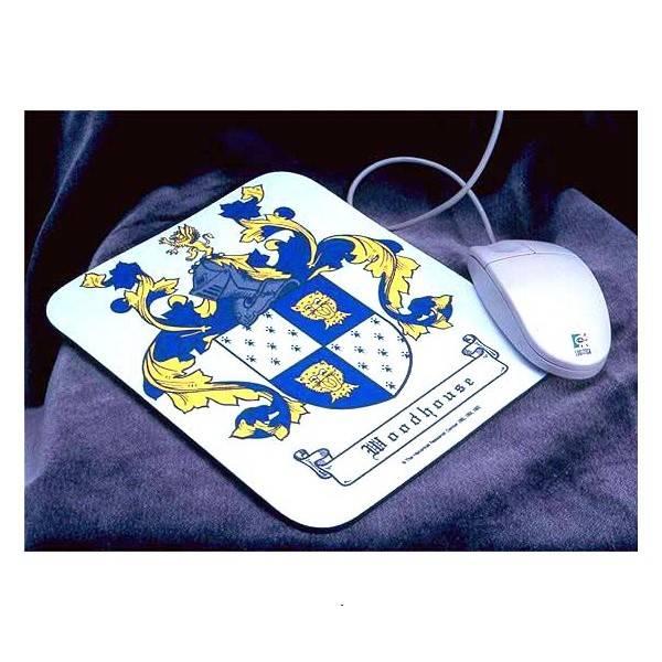 HRC: Family CoA Mousepad
